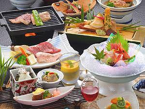 【初夏の個室会席アップグレード☆特別室】2名様よりお食事は個室会食場確約☆貸切風呂無料♪