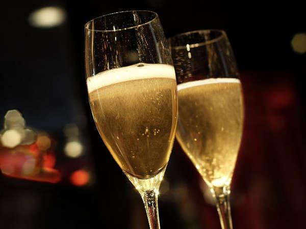 記念日ご宿泊プラン〜ONE SPECIAL DAY〜スパークリングワイン(フルボトル)&朝食付