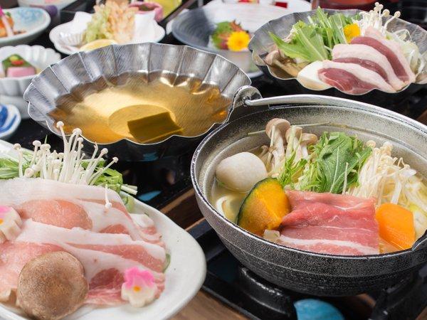 【選べる3つのお鍋☆花宴御膳】「風林火山」特選料理