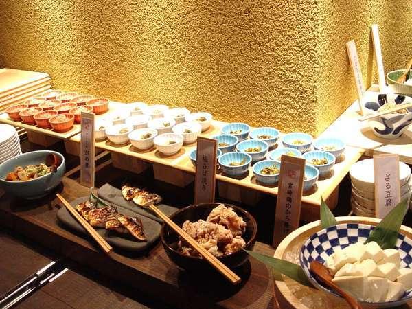 【朝食バイキング付】「九州居酒屋かてて」の体にやさしい和洋メニュー!朝6:30~利用可