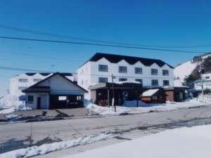 菅平高原プラザホテルの外観