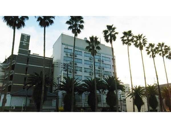 ホテルタウンセンターの外観