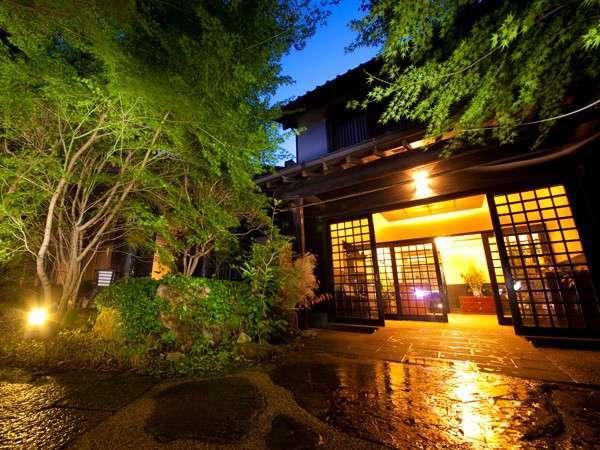 旅籠Hatago 香乃蔵の外観
