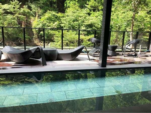 ・SORA SPA大自然の中の露天風呂をお楽しみいただけます(宿泊者も有料です)