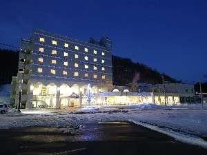 芦別温泉格安宿泊案内 石狩温泉 芦別温泉スターライトホテル