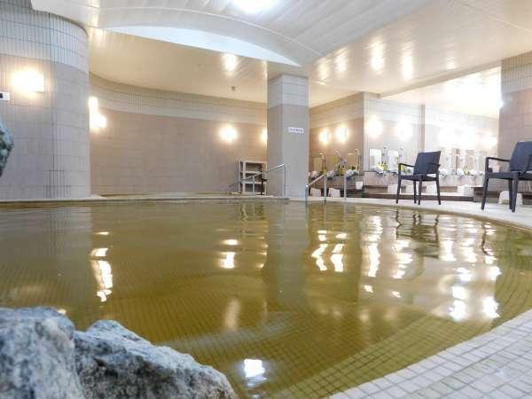 *大浴場/湯冷めしにくく、体がずっとポカポカに。乾燥肌やアトピーにお悩みの方にも喜ばれています。