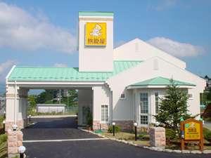 ファミリーロッジ旅籠屋・小淵沢店の外観