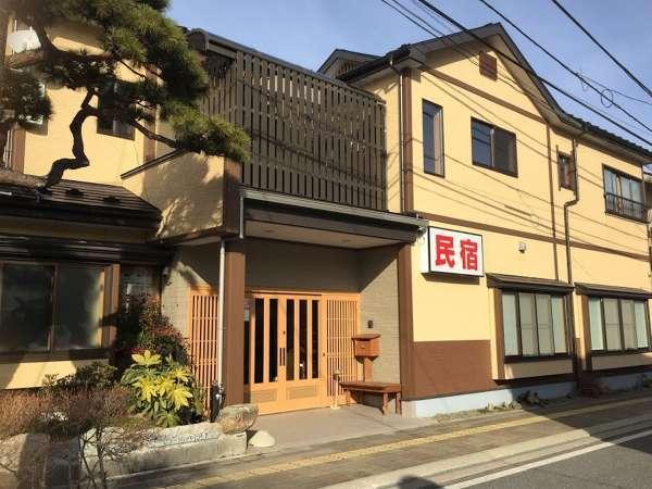【 外観 】 JR釜石駅から徒歩3分
