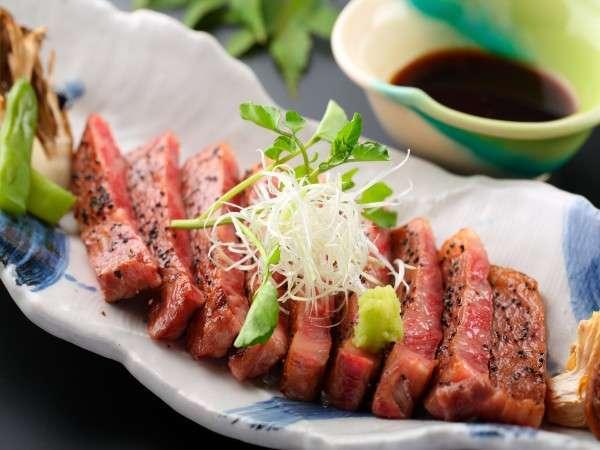 【新プラン】肉質最上級A5黒毛和牛『くまもとプレミアム和王』ロースステーキプラン