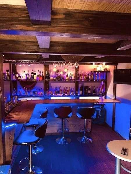 山宿花瀬庵 Bar the KURA