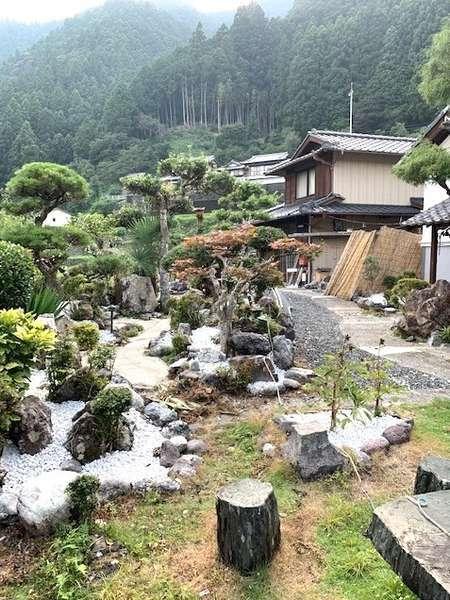 花瀬庵庭園