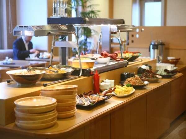 【朝食付きプラン】毎朝手作りのこだわり朝食バイキング!延岡駅 徒歩2分の駅チカホテル☆