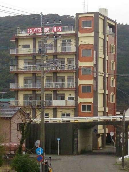 HOTEL 鶴 川内
