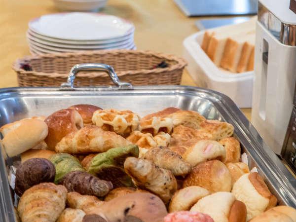 【朝食一例】好きなものを好きなだけ…人気の朝食バイキング!