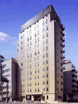 R&Bホテル上野広小路の外観