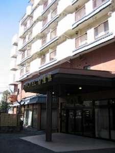 ホテル自彊館の外観