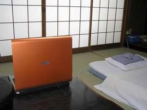 【7連泊以上でお得プラン】☆和室8畳バストイレ付