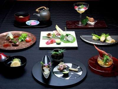 【<じゃらん限定>お料理重視!ご夕食は日本料理】料理長推奨!季節のごちそう満彩プラン