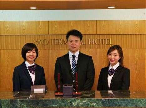 八尾ターミナルホテル北館(旧名 新館)