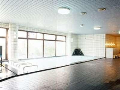 富山県最大級!北アルプス水系おいしい天然水を使った大浴場です