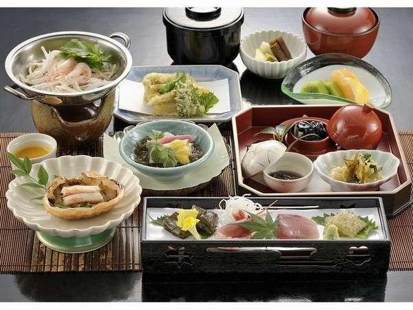 和食≪こし路≫(料理例)