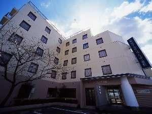 ホテルサンプラザ倉敷の外観