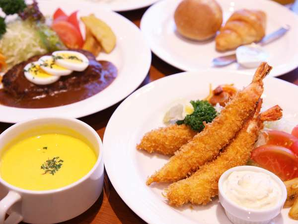 【夕食&朝食付】 ~   2階 カフェレストラン Lavender~