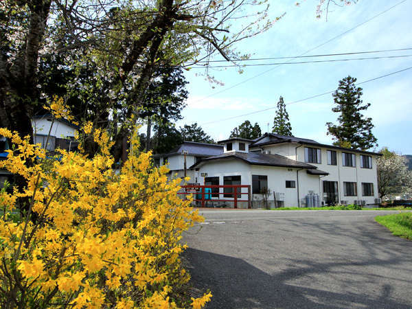 民宿旅館 二宮荘の外観