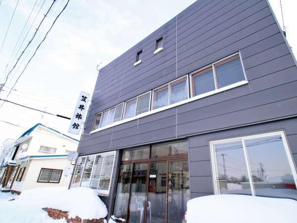 笠井旅館の外観