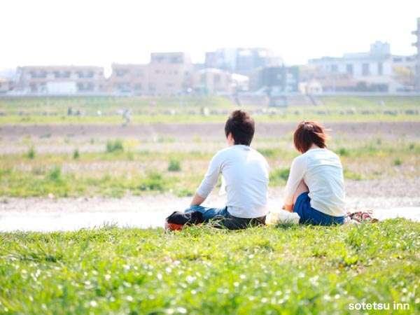 【朝食無料!】12時アウト付カップルステイプラン☆