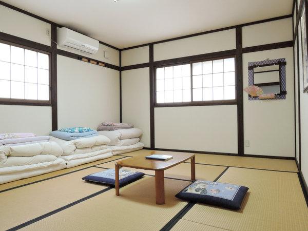 *【観海寺(和室)】5名様までご利用いただける和室タイプのお部屋。