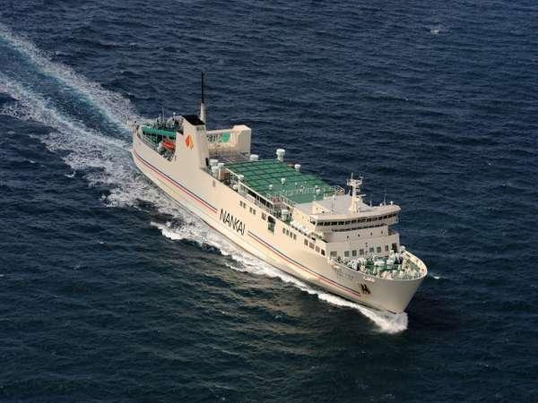 南海フェリ−(和歌山⇔徳島)タイアッププラン