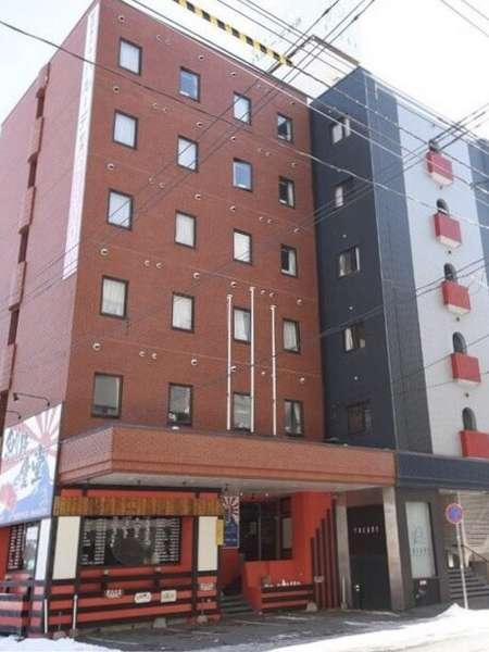 駅前ホテル パルーデ釧路(旧 駅前ホテルアダチ)