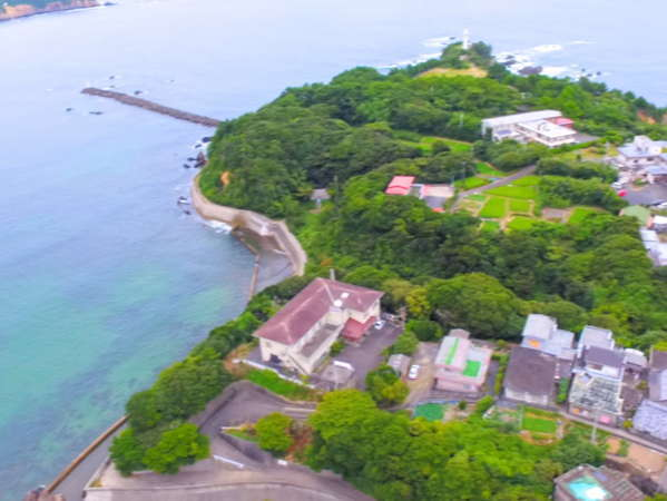 岬の宿 礒崎の外観
