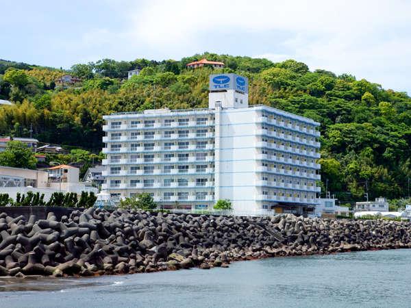 伊東パウエル 海辺の露天風呂のホテル