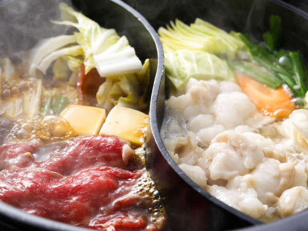 お肉好きさんあつまれ~!あったかお鍋をみんなで囲みましょう!