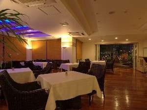 2階にあるレストラン【ビストロ・ラナチュール】