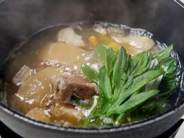 こころ温まる手作り料理でおもてなし致します。