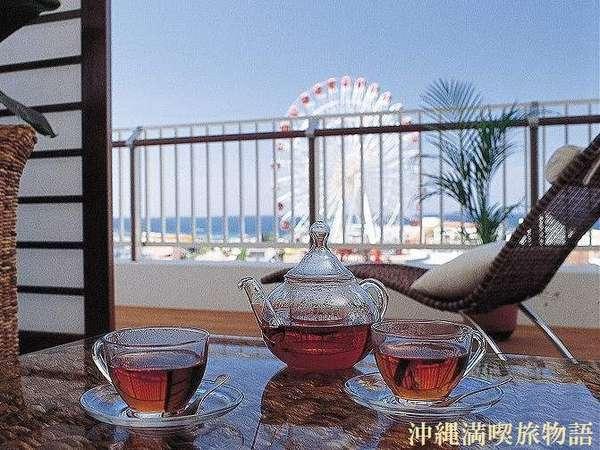 ようこそ【沖縄の我が家】へ。広いお部屋と自然料理で優雅にのんびりと過ごすプライベートリゾート。