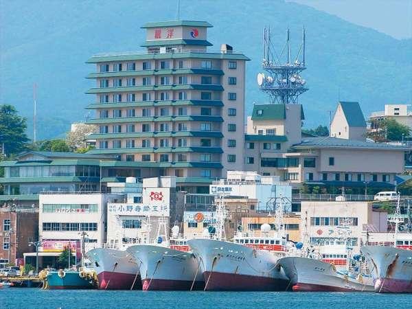 サンマリン気仙沼ホテル観洋