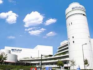 福岡サンパレス ホテル&ホール