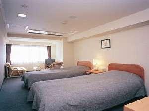 全室富士山&湖側ツインルーム