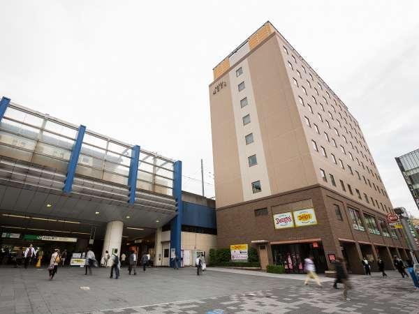 JR東日本ホテルメッツ 赤羽の写真その1