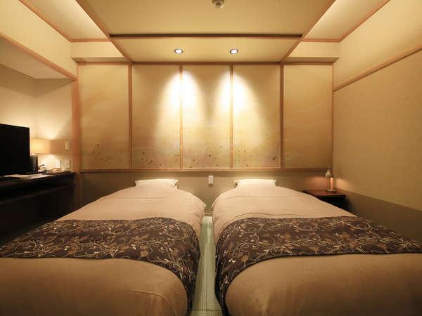 【温泉内風呂付】和室8畳+ベッド+眺望なし/角部屋<禁煙>※一例