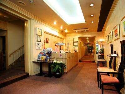 ホテル喜多八