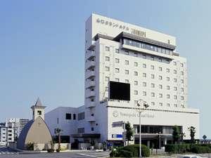 山口グランドホテルの外観