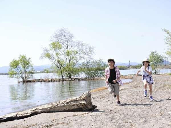 琵琶湖へ行こう!!【朝食付】