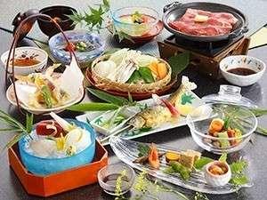 ◆【滋賀旅リラックス】和食ディナー&朝食は和洋中バイキングプラン・C/イン14時OKお楽しみ特典付き