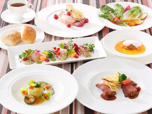 【★スタンダード】洋食ディナー&朝食バイキング・in14時OK早めの到着でティータイムなど特典あり!
