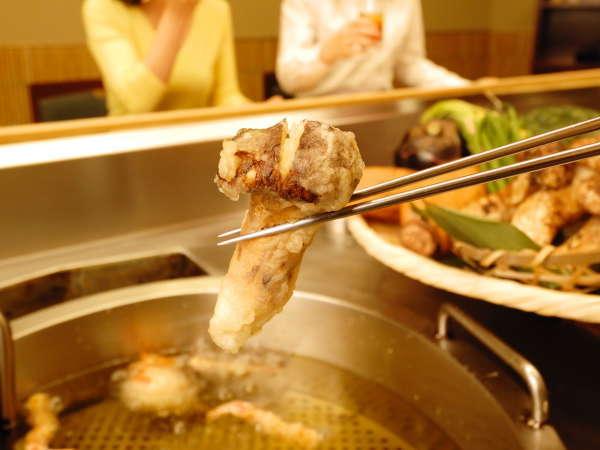天ぷら「にしき」料理例 ※イメージ